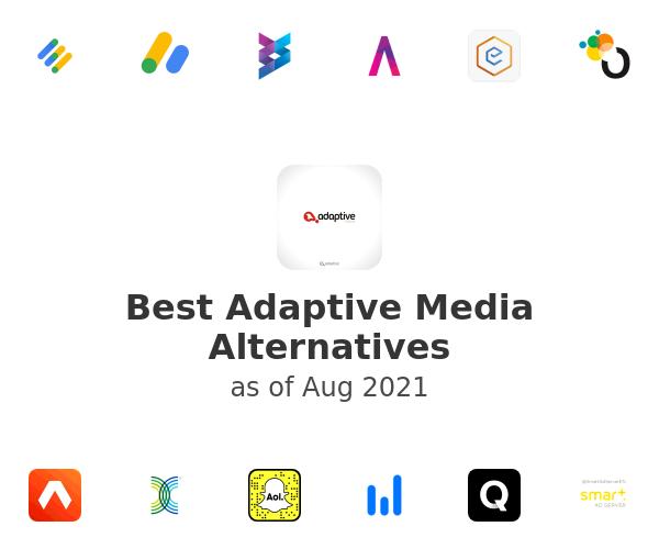 Best Adaptive Media Alternatives