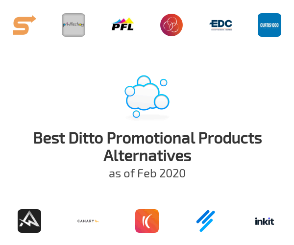 Best Ditto Promotional Products Alternatives