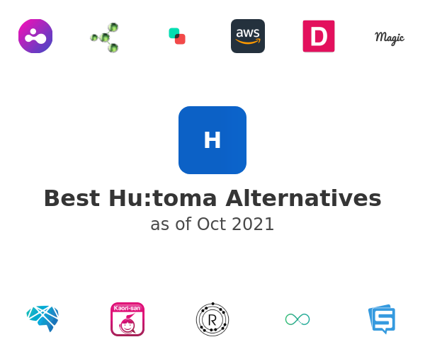 Best Hu:toma Alternatives