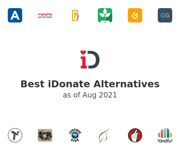 Best iDonate Alternatives