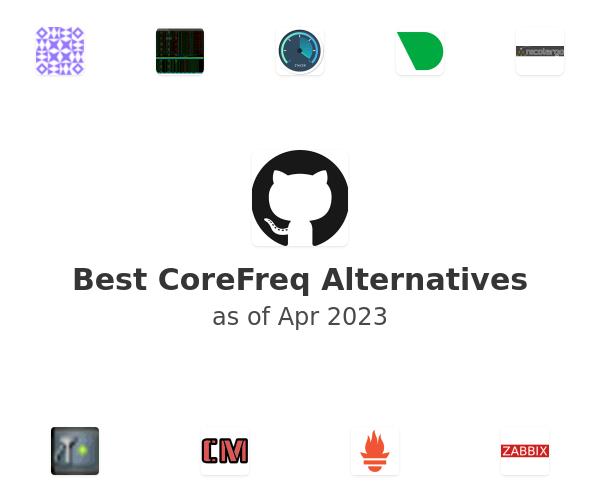 Best CoreFreq Alternatives