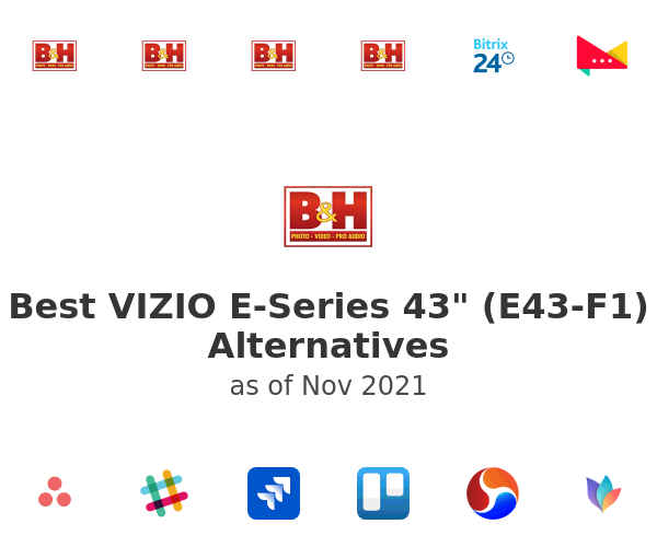 "Best VIZIO E-Series 43"" (E43-F1) Alternatives"
