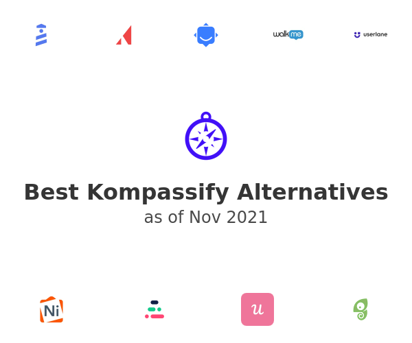 Best Kompassify Alternatives