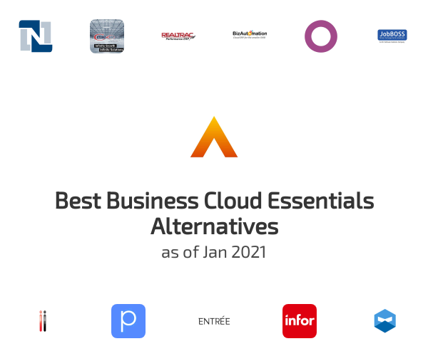 Best Business Cloud Essentials Alternatives