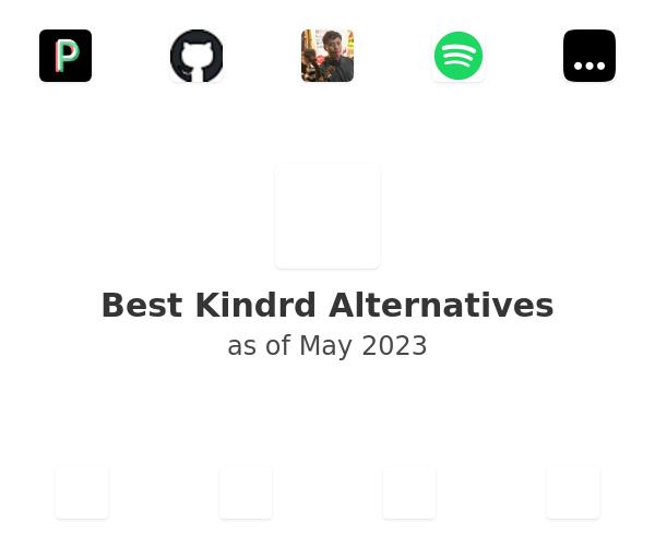 Best Kindrd Alternatives