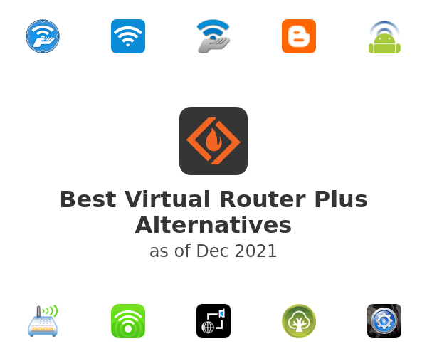 Best Virtual Router Plus Alternatives