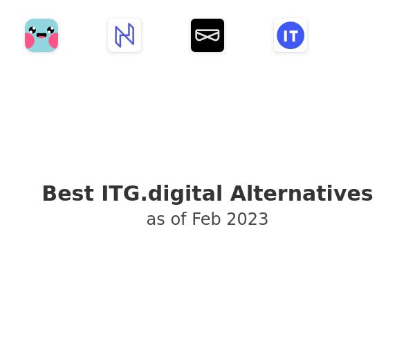 Best ITG.digital Alternatives