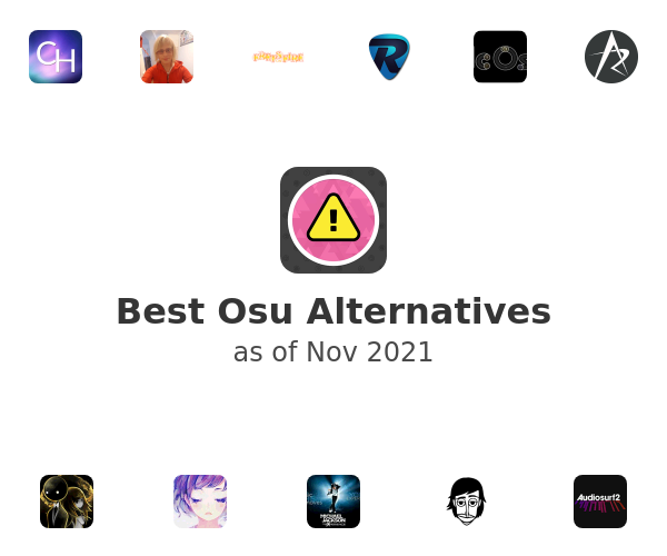Best Osu Alternatives