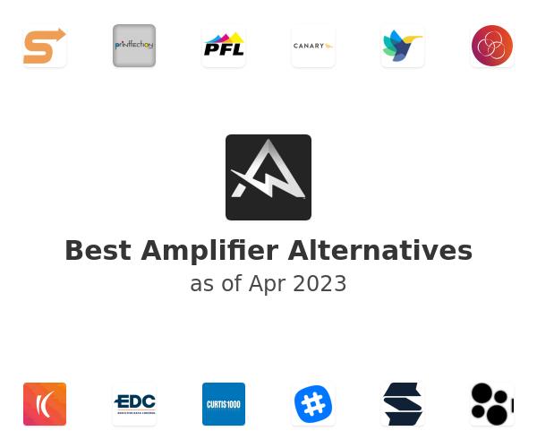 Best Amplifier Alternatives
