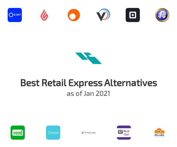 Best Retail Express Alternatives