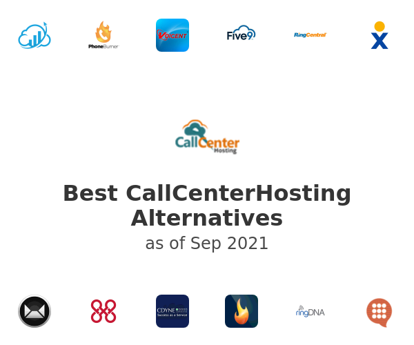 Best CallCenterHosting Alternatives
