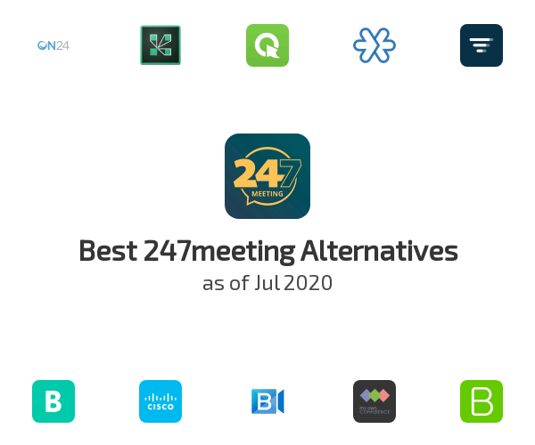 Best 247meeting Alternatives