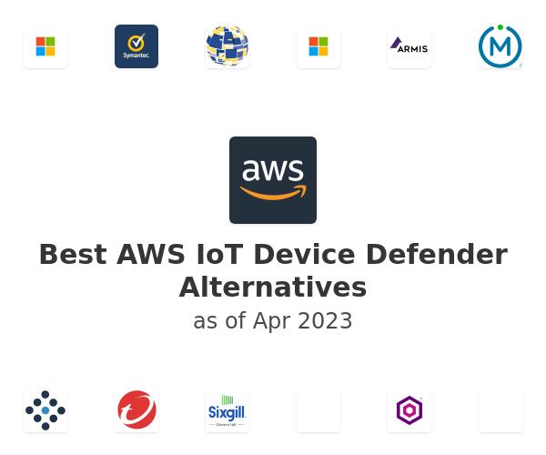 Best AWS IoT Device Defender Alternatives