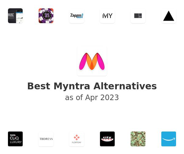 Best Myntra Alternatives