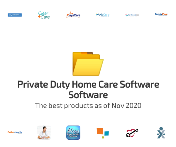 Private Duty Home Care Software Software