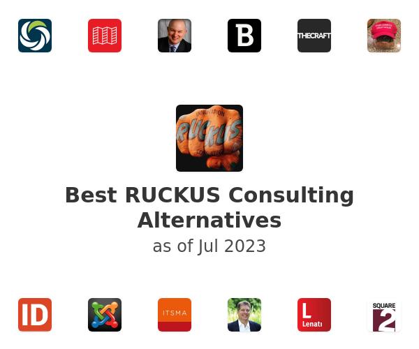 Best RUCKUS Consulting Alternatives