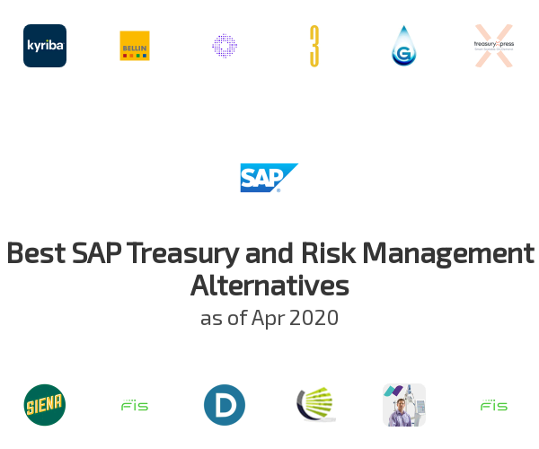 Best SAP Treasury and Risk Management Alternatives