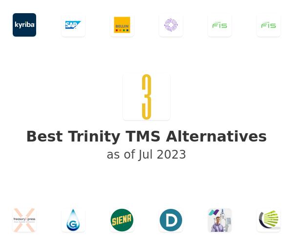 Best Trinity TMS Alternatives
