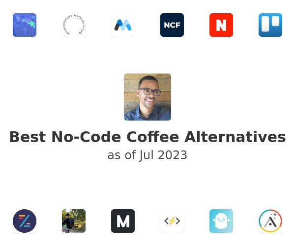Best No-Code Coffee Alternatives