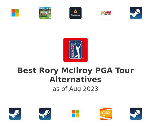 Best Rory McIlroy PGA Tour Alternatives