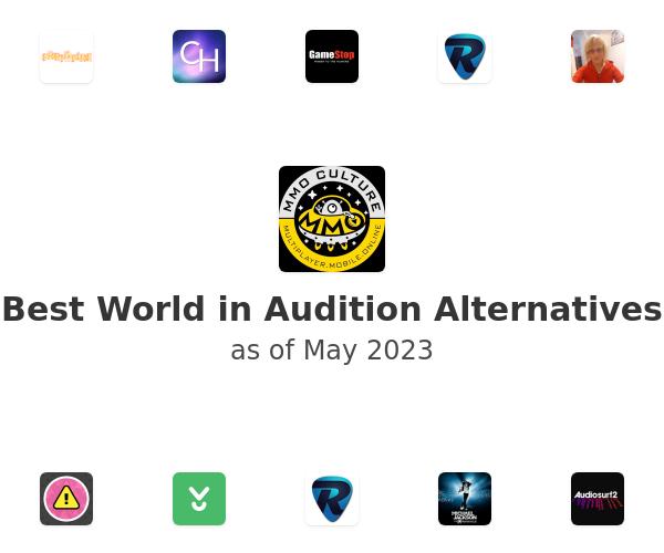 Best World in Audition Alternatives