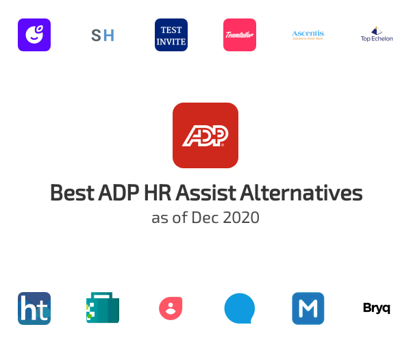 Best ADP HR Assist Alternatives