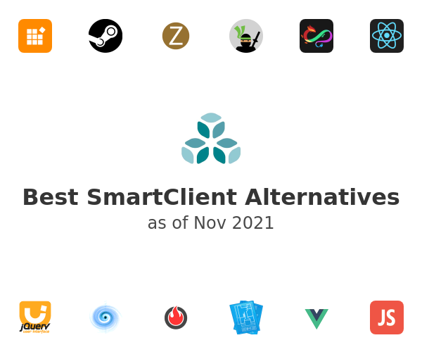 Best SmartClient Alternatives