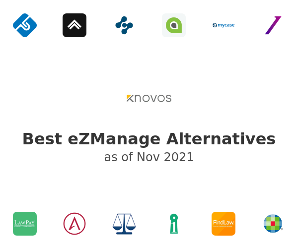 Best eZManage Alternatives