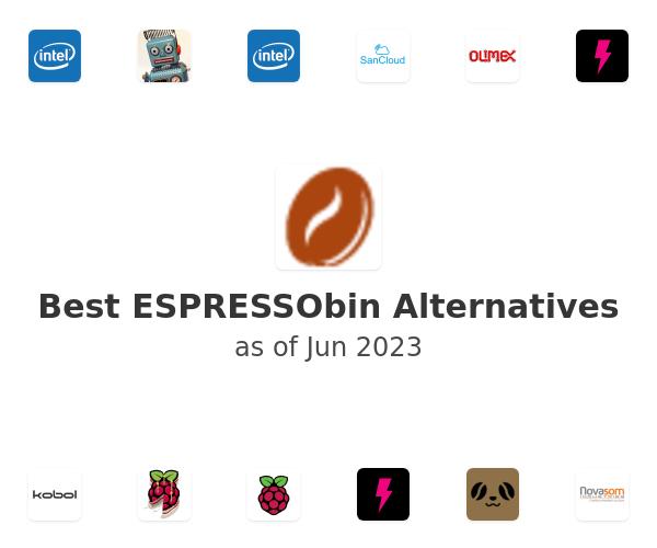 Best ESPRESSObin Alternatives