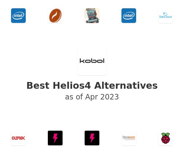 Best Helios4 Alternatives