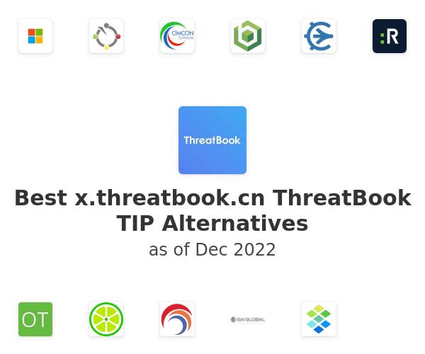 Best ThreatBook TIP Alternatives