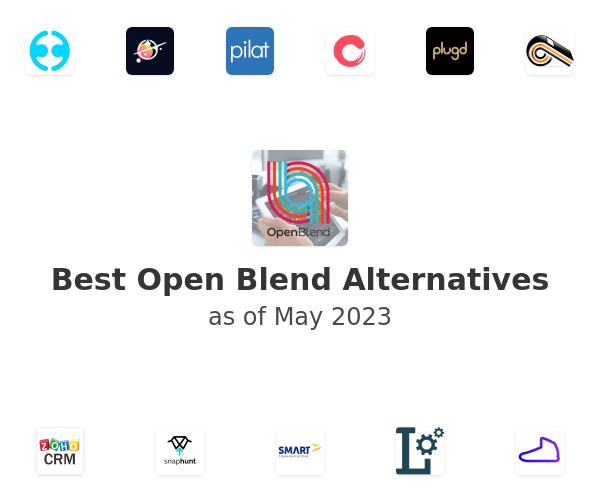 Best Open Blend Alternatives