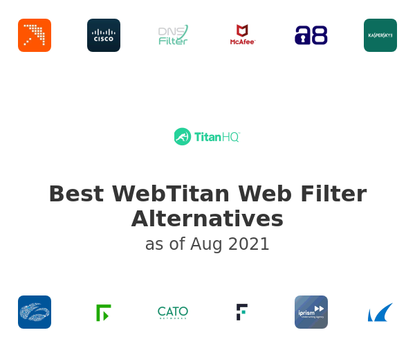 Best WebTitan Web Filter Alternatives