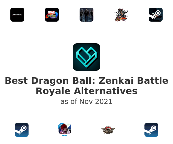 Best Dragon Ball: Zenkai Battle Royale Alternatives