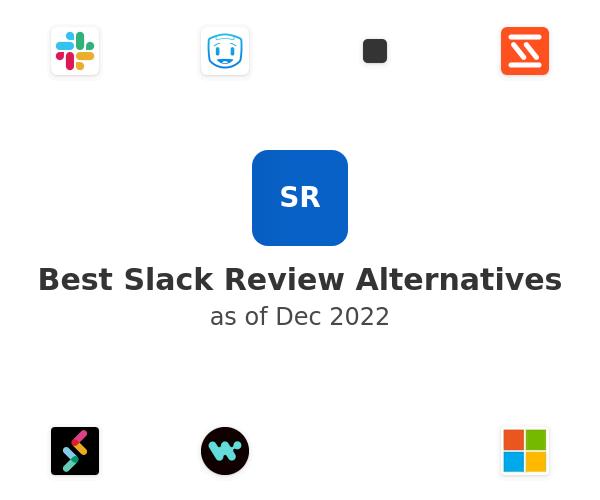 Best Slack Review Alternatives
