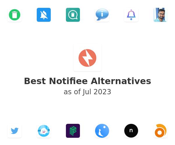 Best Notifiee Alternatives