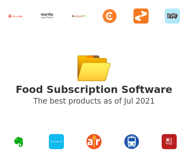Food Subscription Software