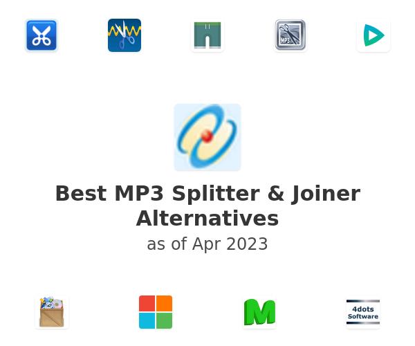 Best MP3 Splitter & Joiner Alternatives