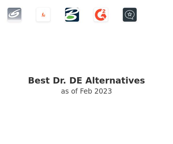 Best Dr. DE Alternatives