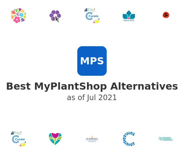 Best MyPlantShop Alternatives