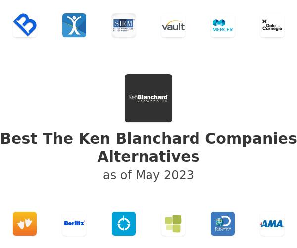 Best The Ken Blanchard Companies Alternatives