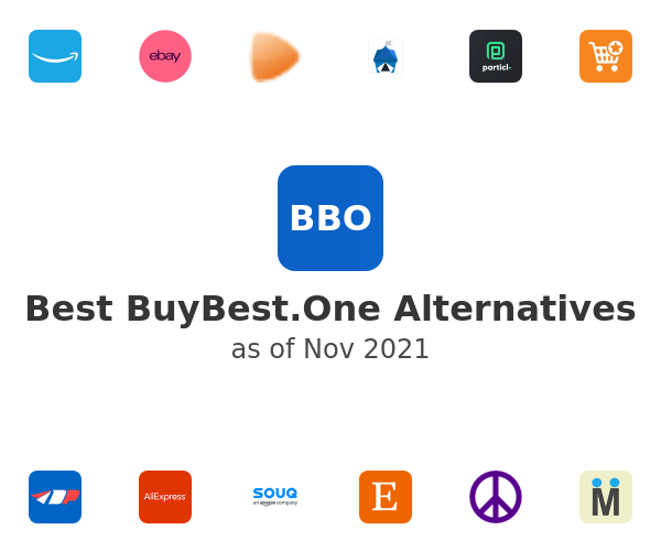 Best BuyBest.One Alternatives