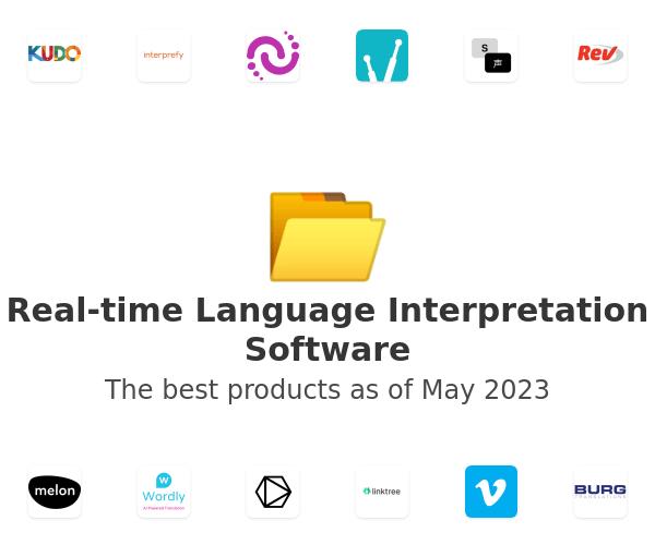 Real-time Language Interpretation Software