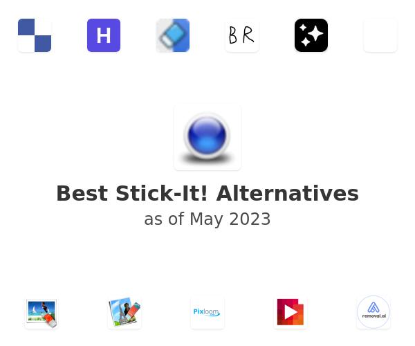 Best Stick-It! Alternatives