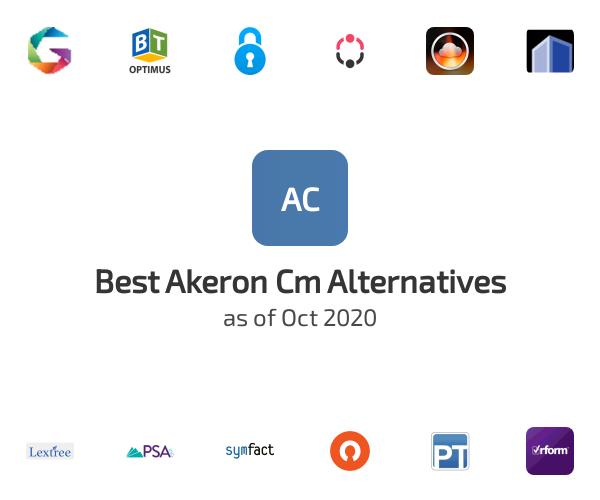 Best Akeron Cm Alternatives