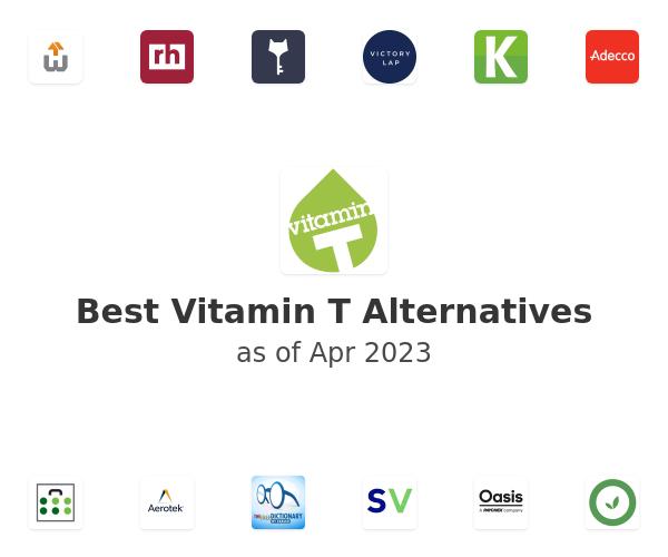 Best Vitamin T Alternatives
