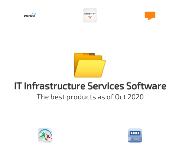 IT Infrastructure Services Software