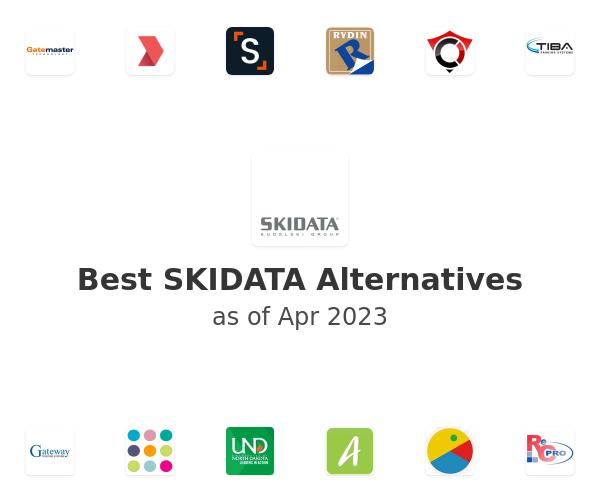 Best SKIDATA Alternatives