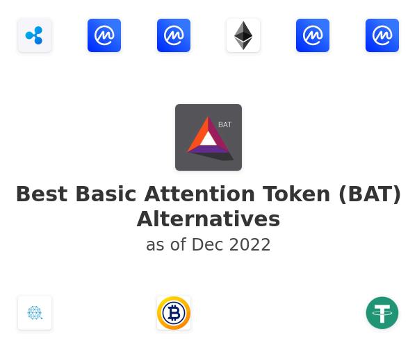Best Basic Attention Token (BAT) Alternatives