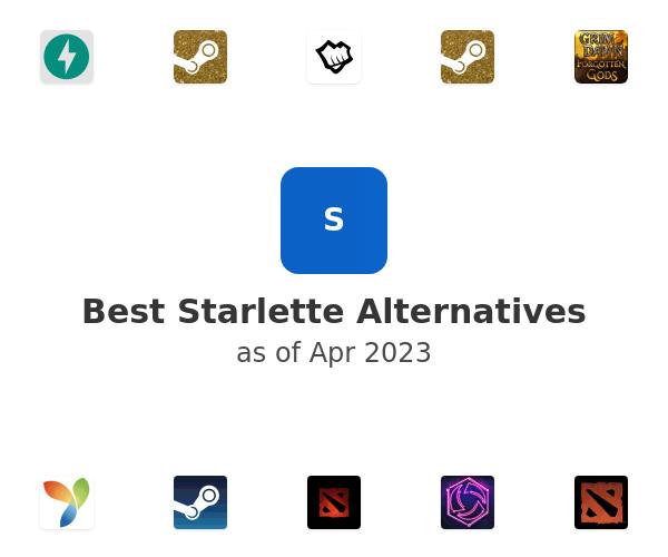 Best Starlette Alternatives
